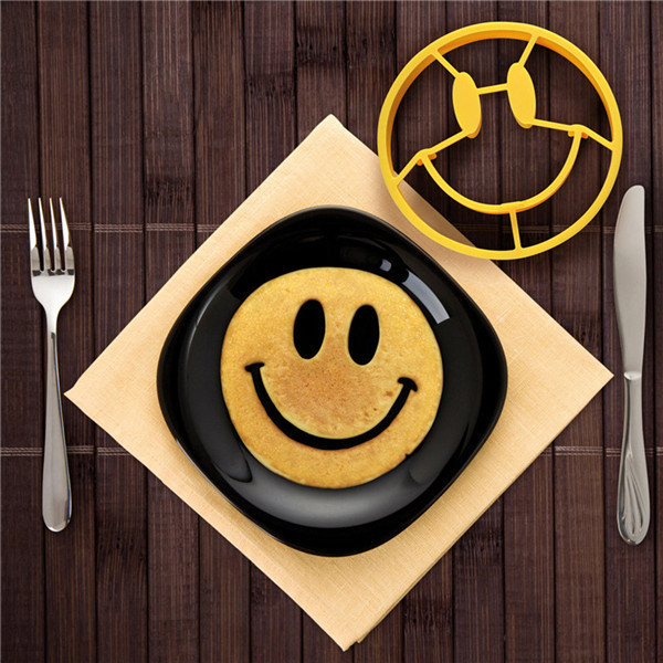 Pfannkuchen Form Pan Cake Smiley
