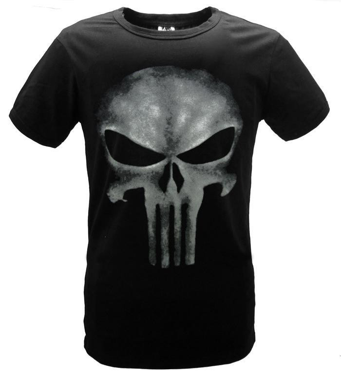 Punisher Skull Shirt, T-Shirt mit Totenkopf