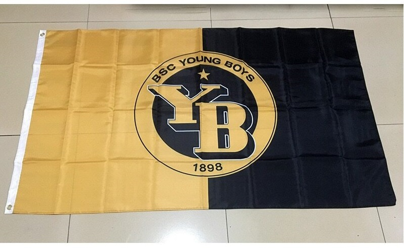 YB Fahne, Fahne BSC Young Boys